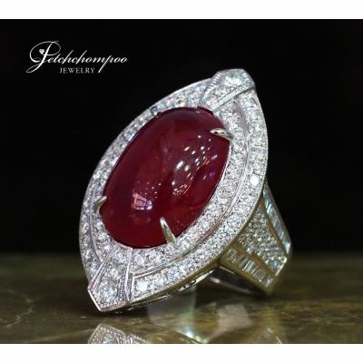 [025000] Ruby and diamond rings Discount 119,000