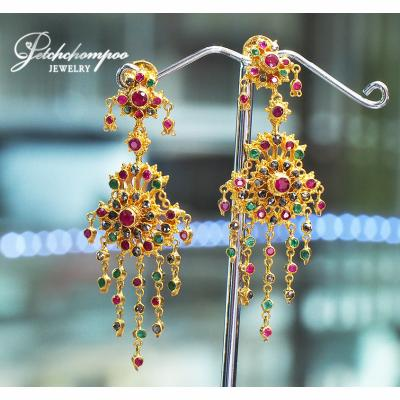 [023336] Antique earring Discount 49,000