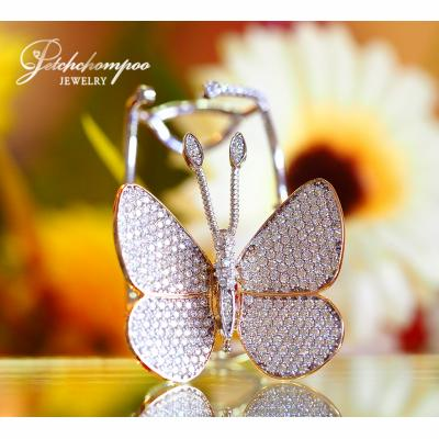[022440] Buttterfly With Diamond Ring Discount 79,000