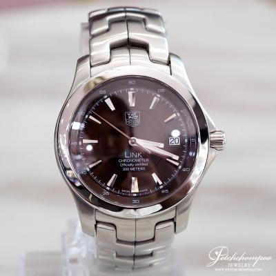 [25475] TAG HEUER LINK Autometic  39,000