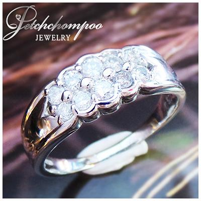 [011029] Ring with diamonds  Discount 39,000