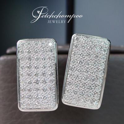 [022592] Diamond earrings Discount 69,000