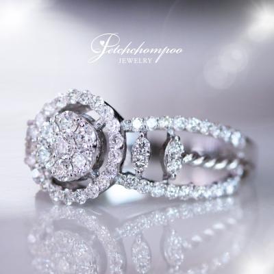 [25399] แหวนเพชรหน้ากว้าง  29,000