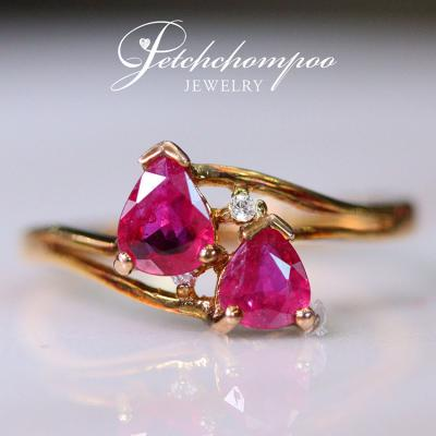 [023515] Ruby Ring Discount 9,900