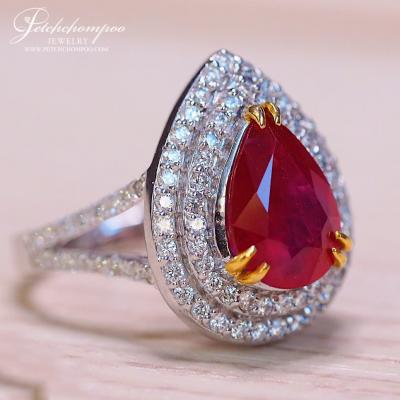 [017337] Ruby ring Discount 69,000